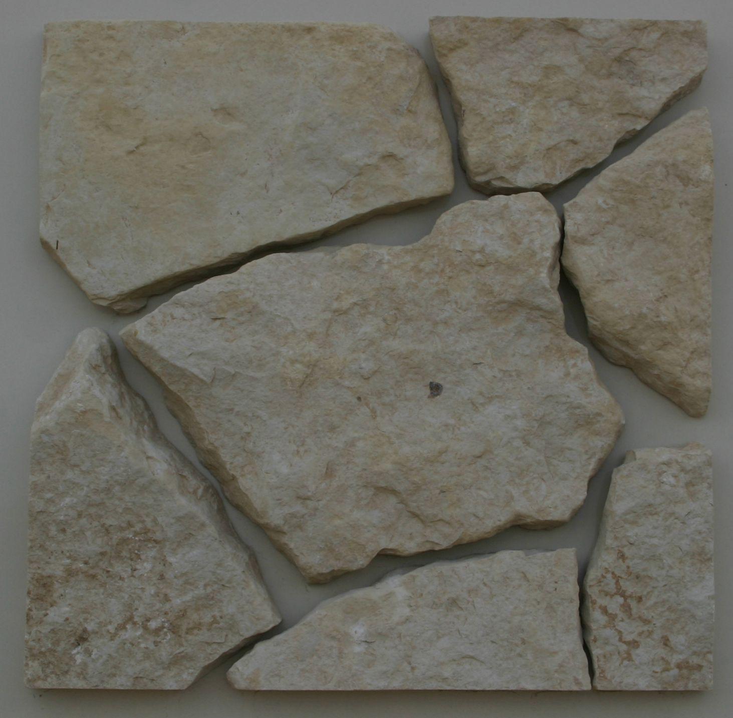 Известняк серый односторонней обработки - добыча и продажа природного камня