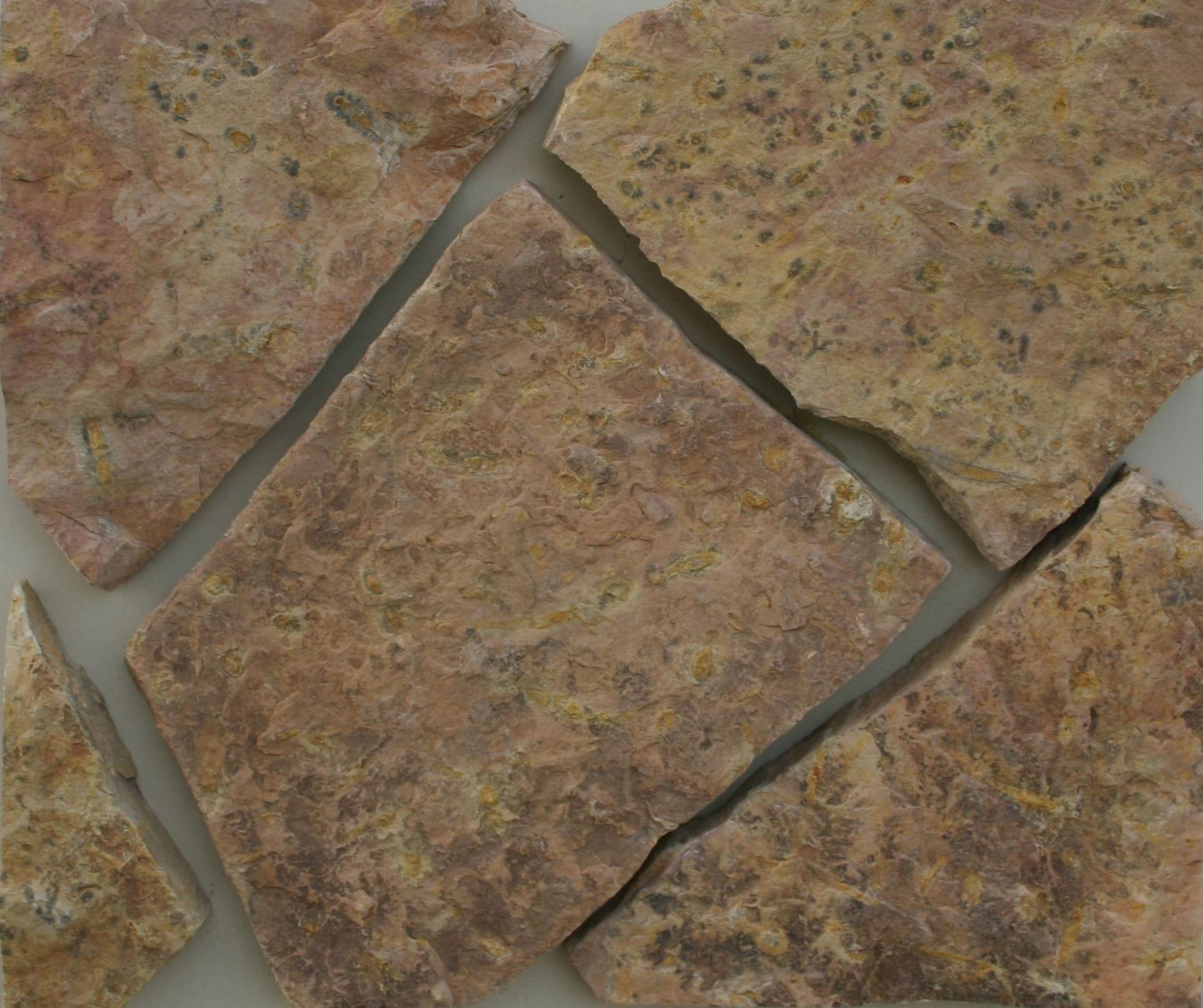 Известняк односторонней обработки - добыча и продажа природного камня